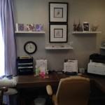 Reorganized office