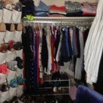 Another shot at closet before makeover